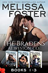The Bradens at Weston (Books 1-3 Boxed Set): Love in Bloom: The Bradens Kindle Edition
