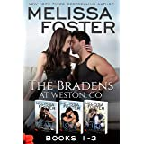 The Bradens at Weston (Books 1-3 Boxed Set): Love in Bloom: The Bradens (Melissa Foster's Steamy Contemporary Romance Boxed S