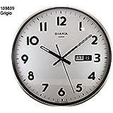 791abb13233b53 Champion - Orologio da parete al quarzo, grande, per ufficio, con ...