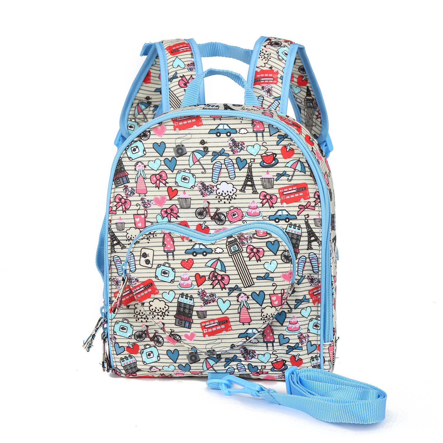 6a1c645b7120 Preschool Backpack Girl- Fenix Toulouse Handball