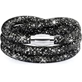 Rafaela Donata - Bracelet fashion plexiglas - En différentes longueurs, bracelet plexiglas, bijoux en plexiglas - 60917092