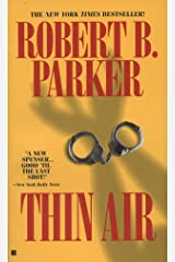 Thin Air (Spenser Book 22) Kindle Edition