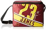 Cleveland Cavaliers James L. #23 Big Logo Stripe 6