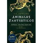 Animales fantásticos y dónde encontrarlos: Harry Potter Libro de la Biblioteca Hogwarts (Un libro de la biblioteca de Hogwart