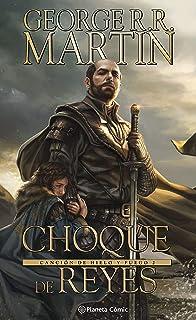 Canción de hielo y fuego: Choque de reyes bolsillo : 2 Gigamesh Bolsillo: Amazon.es: Martin, George R.R., Macía, Cristina: Libros