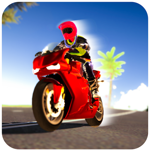 Euro Extreme Super Bike Offroad Racing 3D: Real Bike Simulator Driving - Euro Motorcycle