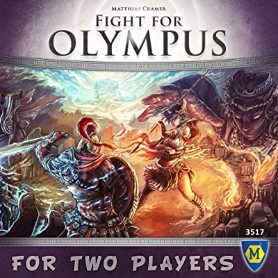 Fight for Olympus: Toys & Games