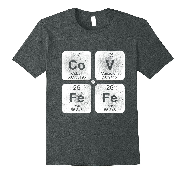 Covfefe shirt science periodic table tshirt funny trump tee th urtaz Gallery