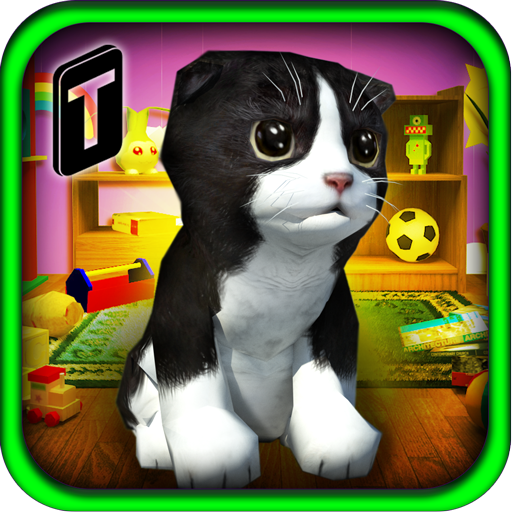 Cat Frenzy 3D (Toms Target)