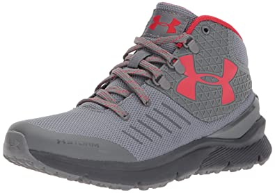 1b20208a Under Armour Boys' Grade School Overdrive X Athletic Shoe, 040/Graphite, ...