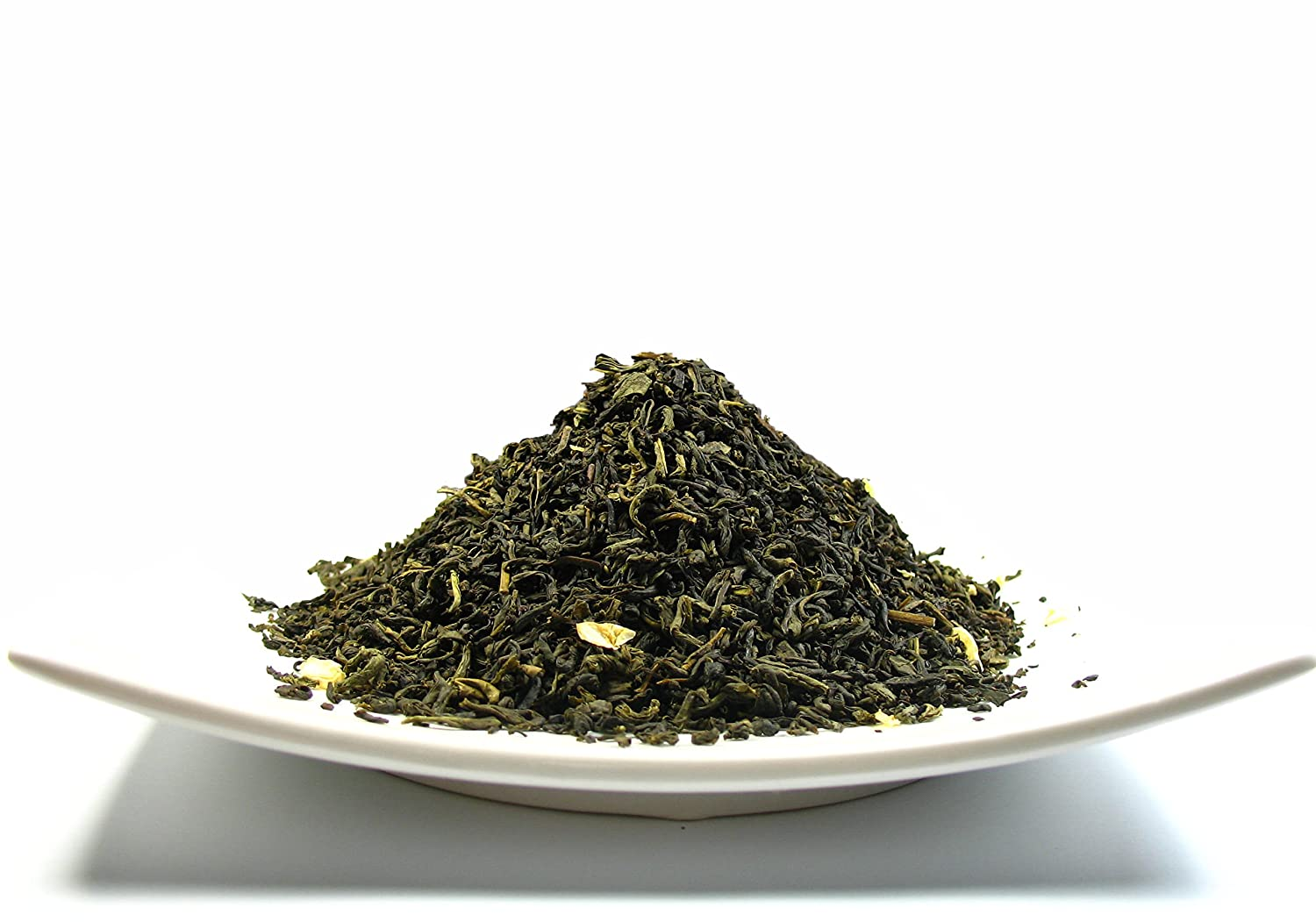 Decaf Jasmine Green Tea, Perfect beverage who wish for Caffeine-Free Tea - 1lb Tea Bag