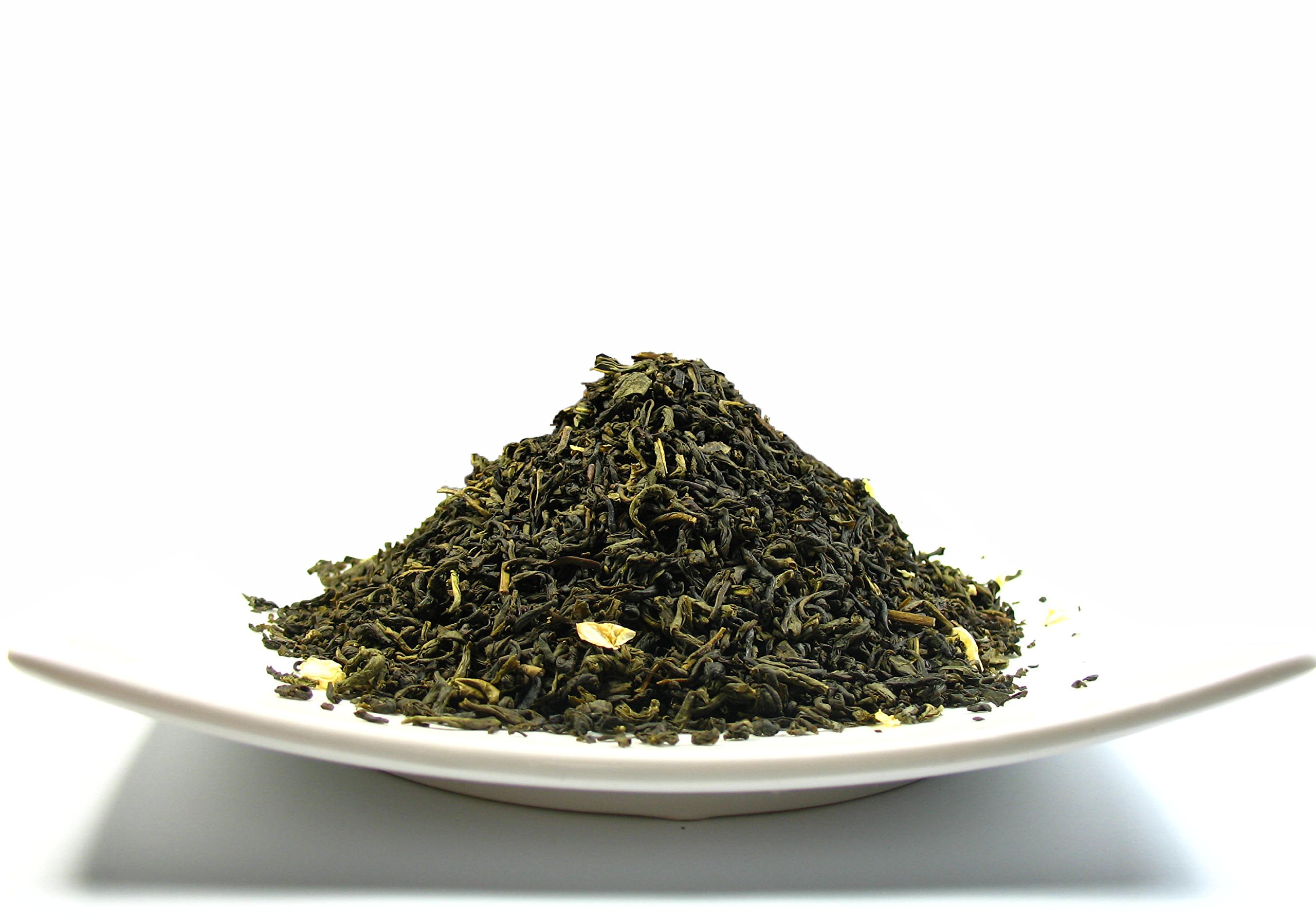 Decaf Jasmine Green Tea, Perfect beverage who wish for Caffeine-Free Tea – 5 lb Tea Bag