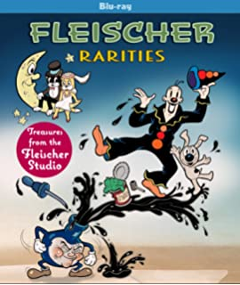 Amazon com: Max Fleischer's Color Classics: Somewhere in