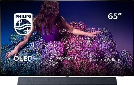 Philips - TV OLED 164 Cm (65)  Philips 65Oled934/12 4K HDR Smart ...