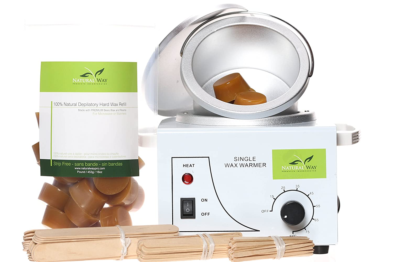 Amazon.com : Single Wax Warmer Kit by Natural Way Products ...