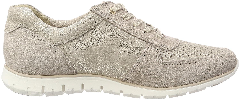 Marco Tozzi Premio Damen Met.comb) 23749 Sneaker Beige (Dune Met.comb) Damen 9165b7