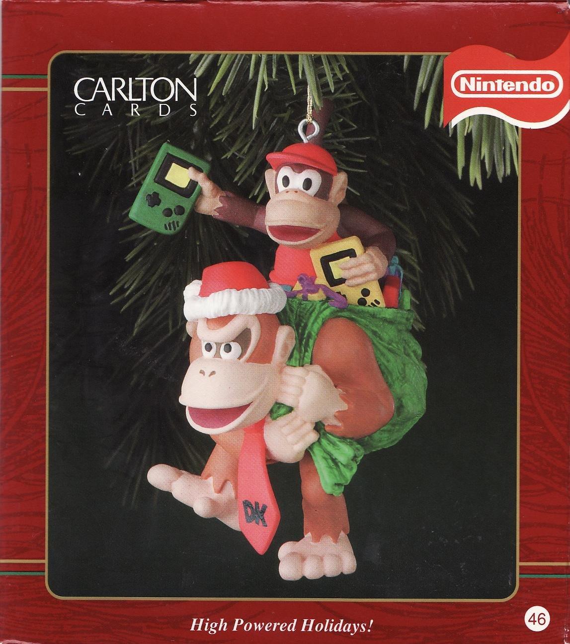 Amazon.com: Nintendo - Donkey Kong & Diddy High Powered Holidays ...