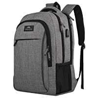 Travel Laptop Backpack, Business Anti Theft Slim Durable Laptops Backpack with USB...