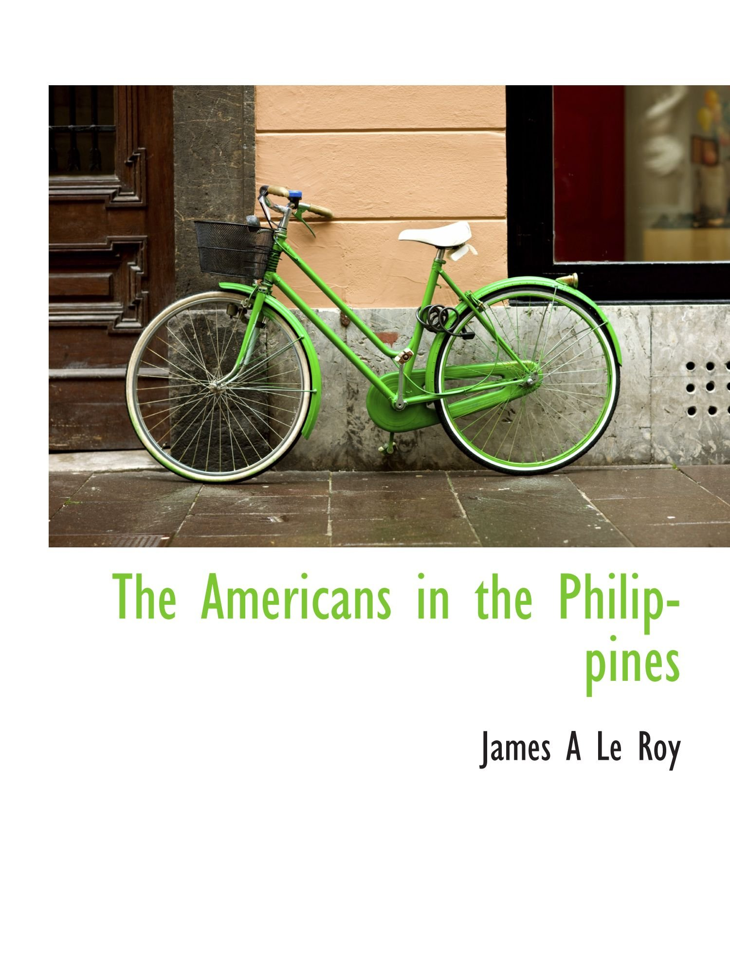 The Americans in the Philippines pdf