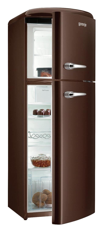 Gorenje RF60309OCH Bajo encimera 294L A++ Chocolate nevera y ...