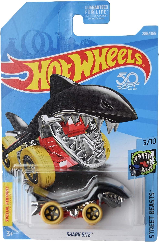 Hot Wheels Shark Bite 286/365, Black