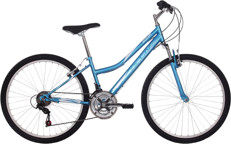 Raleigh Roma - Bicicleta de montaña para Mujer, Talla M (165-172 cm), Color Azul: Amazon.es: Deportes y aire libre