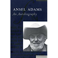 Ansel Adams: An Autobiography book cover