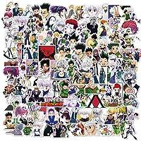 Hunter X Hunter Stickers Pack 100 Stks Cartoon Anime Stickers voor Auto's Motorfiets Laptop Skateboard Bagage Vinyl…