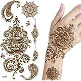 Supperb Temporary Tattoos - Inspired Henna