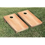 Hardcourt Series Wooden Regulation Cornhole Set