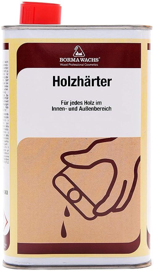 Sehr HOLZHÄRTER - Zur Festigung des Holzes (500ml): Amazon.de: Baumarkt LZ02