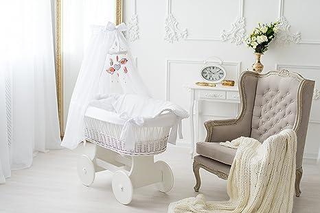 Comfortbaby ® babybett himmelstange himmelhalter zum hineinstecken