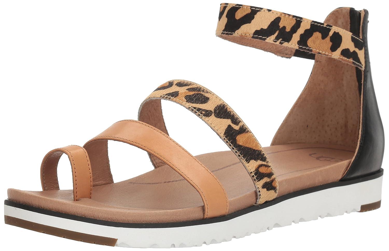 91385dd42fa4 new UGG Women s Mina Leopard Gladiator Sandal - ilpiccolino.lu