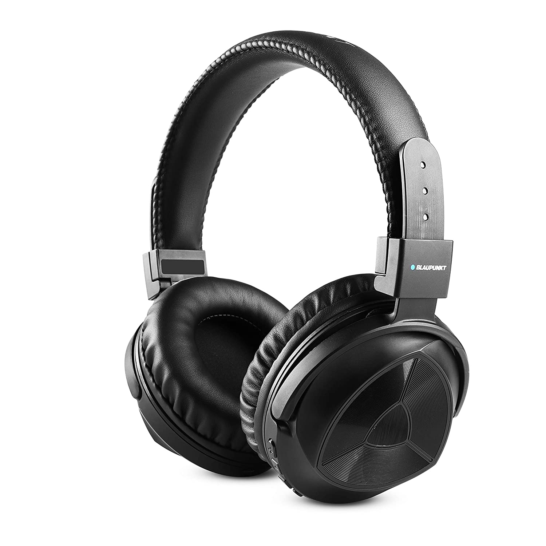 Blaupunkt BH11 Bluetooth Over-The-Ear Headphone