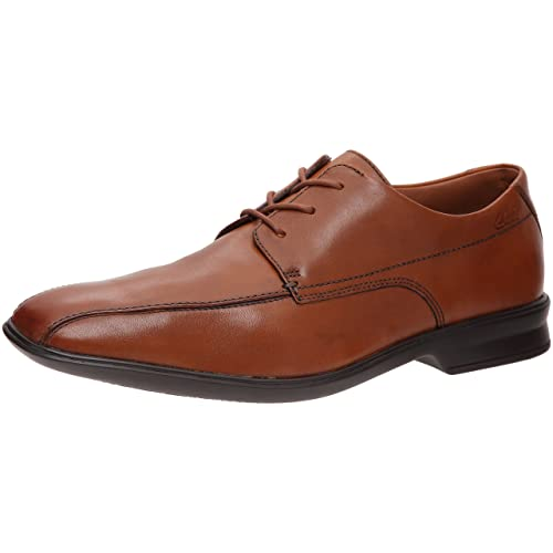 69382664f636 Clarks Men s Goya Band Tan Leather Formal Shoes - 8 UK India (42 EU)  Buy  Online at Low Prices in India - Amazon.in
