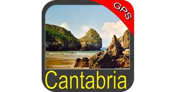 Cantabria GPS Map Navigator: Amazon.es: Appstore para Android