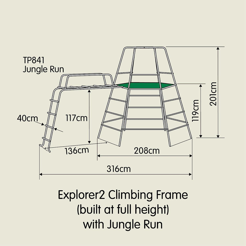 TP 841 - Jungle Run Zubehör: Amazon.de: Spielzeug