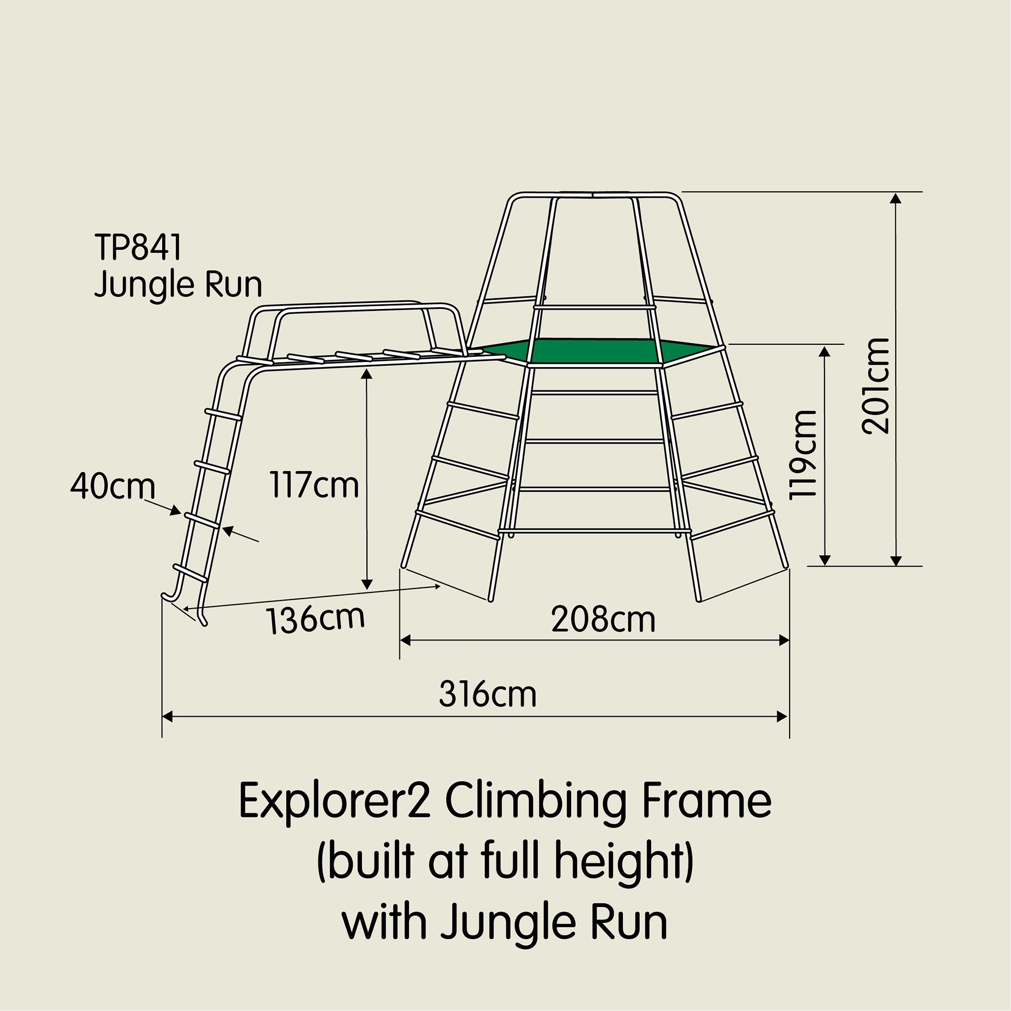 TP Jungle Run by TP Toys
