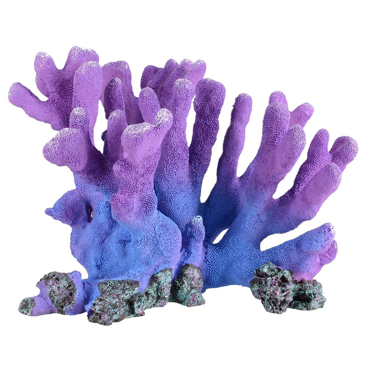 Underwater Treasures Branch Coral - Purple by Underwater Treasures