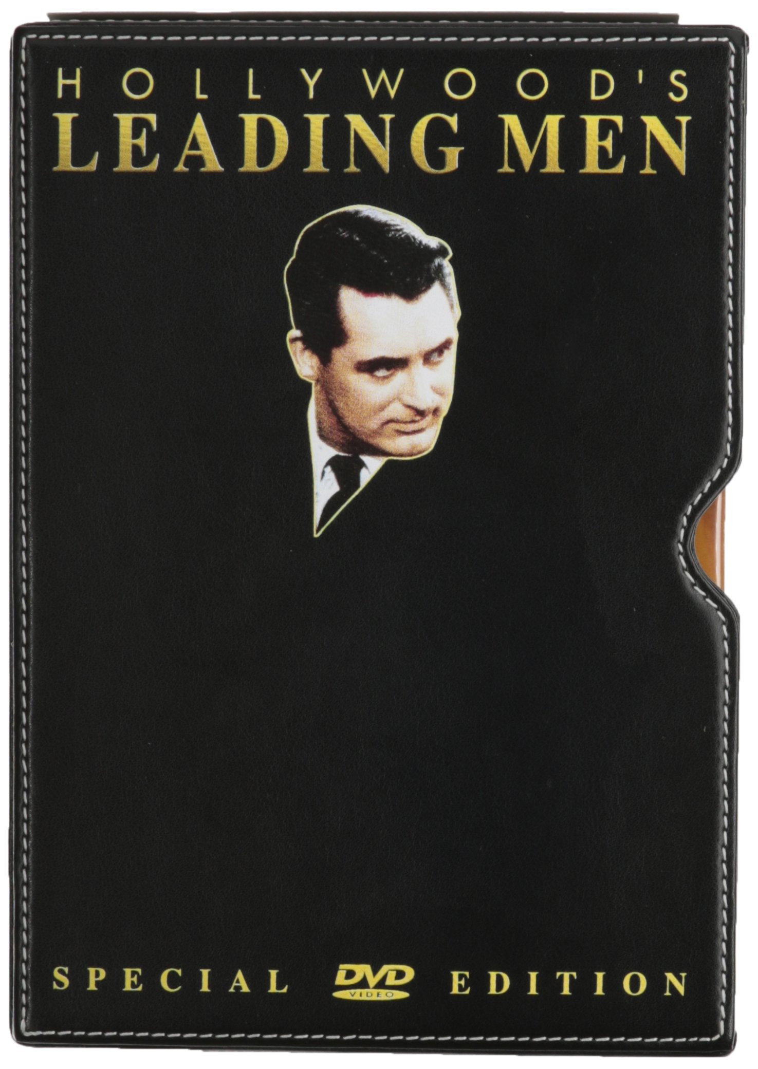 Hollywood's Leading Men Collection - 4 Movie Pack