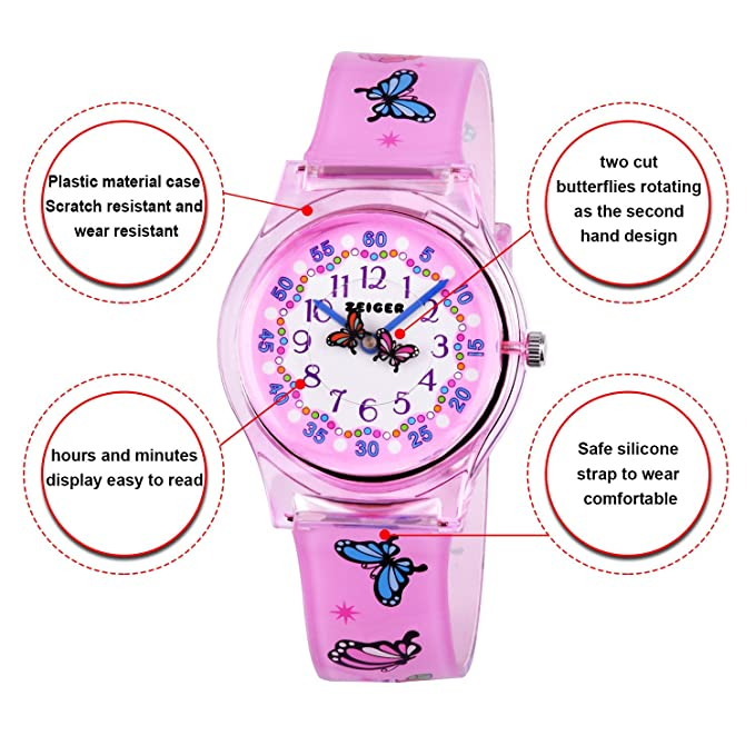 Imported From Abroad Fashion Children Boys Girl Students Unisex Football Style Silicone Strap Quartz Wrist Watch Keep You Fit All The Time Watches