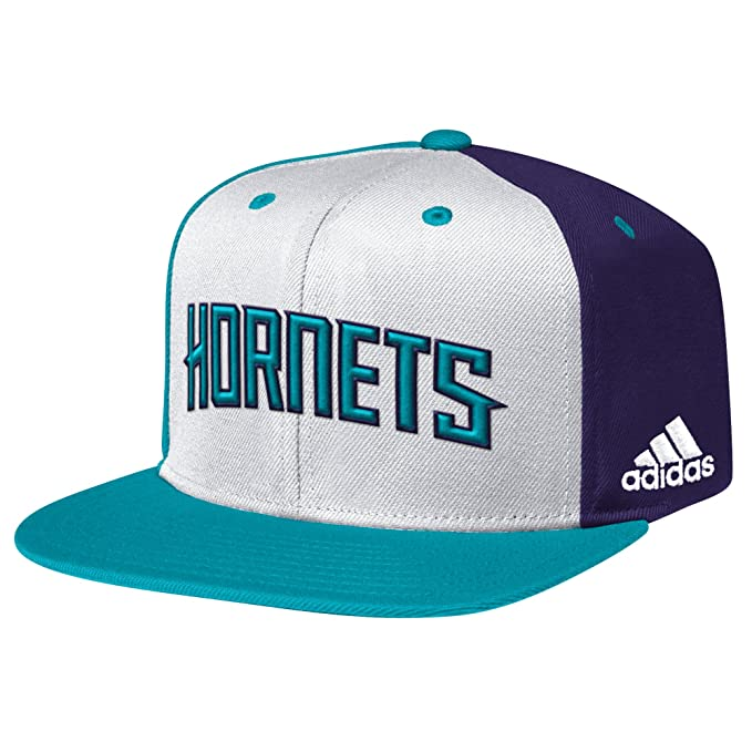 wholesale dealer f1746 a1708 NBA Charlotte Hornets Men s Team Nation Snapback Cap, White, One Size