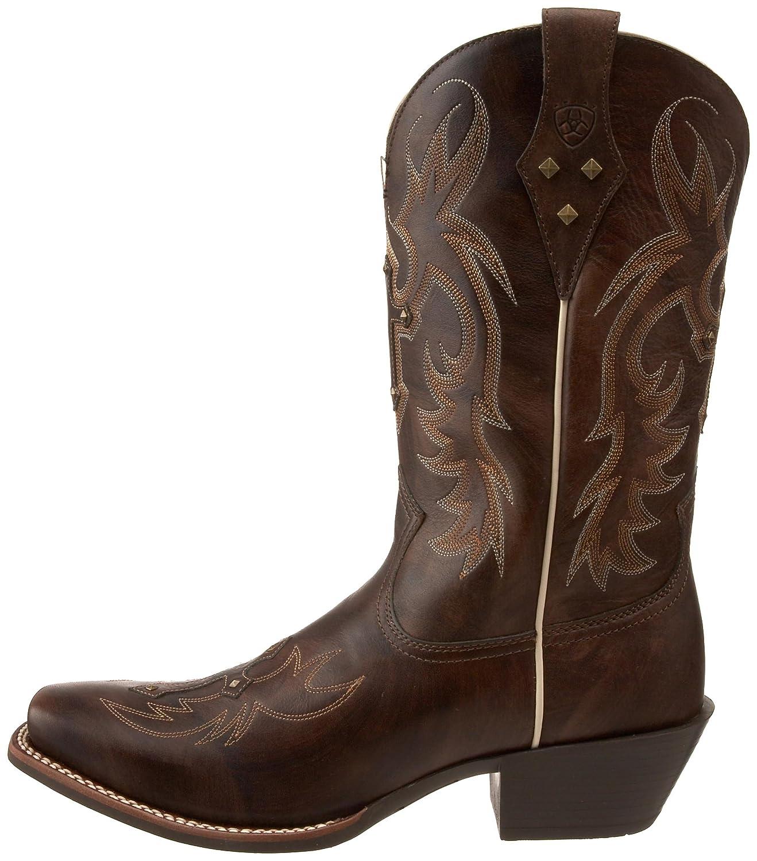 e7b1063afd3 Ariat Women's Legend Spirit Western Cowboy Boot