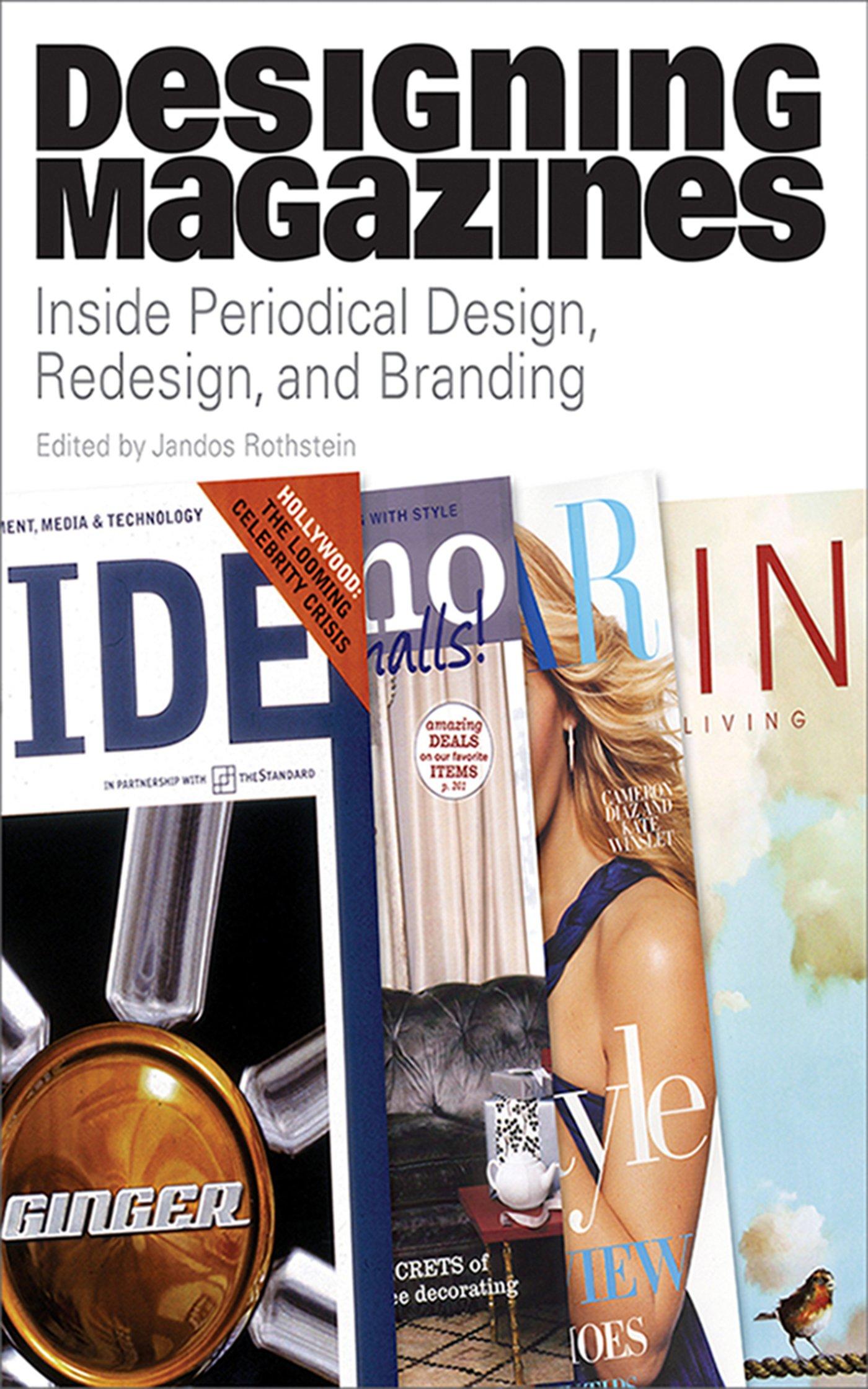 Designing Magazines by Allworth Press