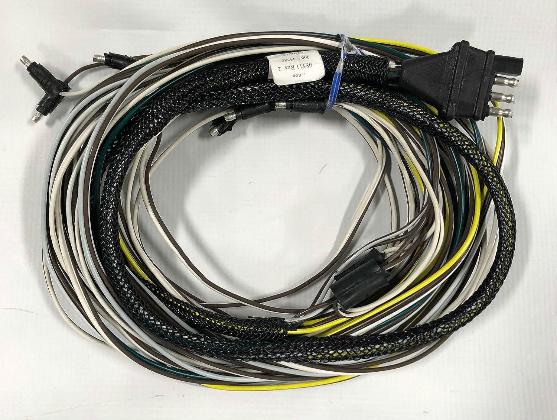 Amazon.com : Triton 08511 ATV88 Wire Harness : Snowmobile Trailer  Accessories : Sports & Outdoors