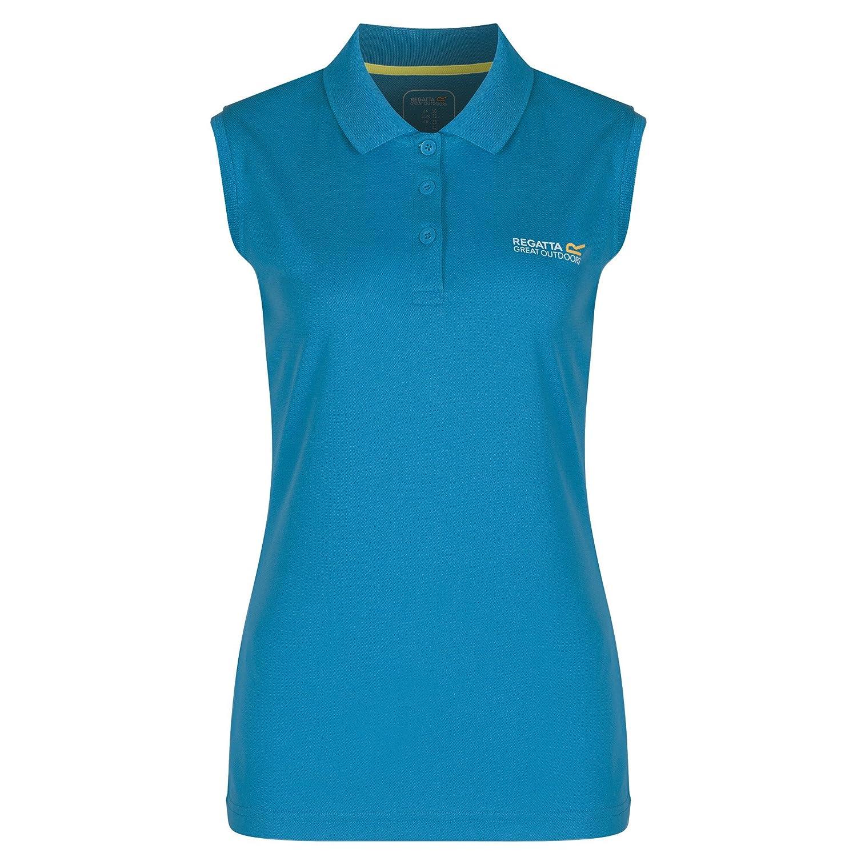 Regatta Womens/Ladies Tima Wicking Quick Dry Active Polo Vest Shirt