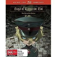Saga of Tanya the Evil: The Complete Series [Blu-ray + DVD + Digital]