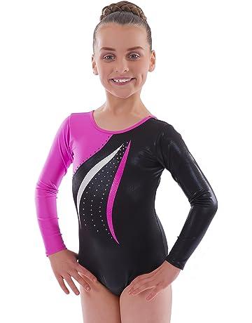 e39cd36b2 Amazon.co.uk  Leotards - Girls  Sports   Outdoors