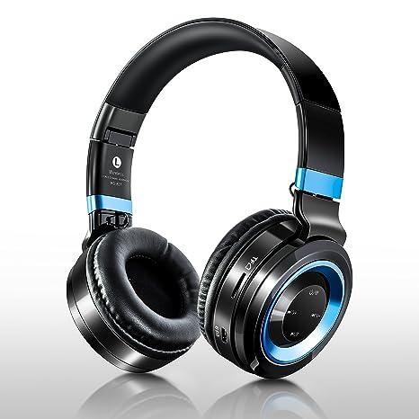Auricular Bluetooth, acc-smart estéreo Bluetooth auriculares con ...