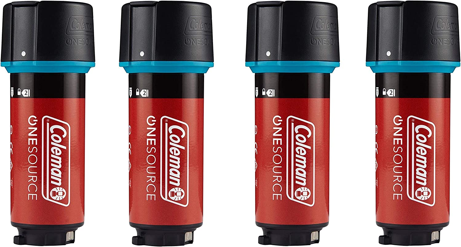 Coleman Rechargeable Battery One Source Rechargeable Lithium Ion Battery